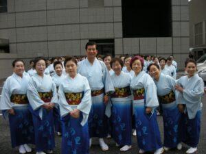 第42回神戸まつりのパレード