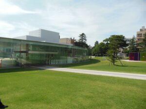 金沢21世紀美術館の入場者数