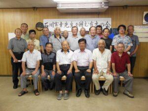 氷上町横田地区での県政懇談会