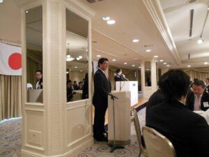 JC兵庫ブロックとJC議連との懇談会
