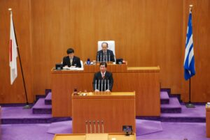 第322回定例県議会代表質問