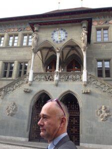 ベルン州議会を訪問
