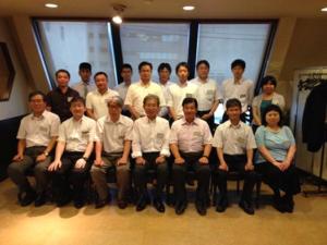 第1回兵庫県庁和歌山大学OB会