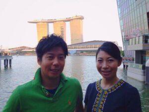 シンガポールからバンコクへ