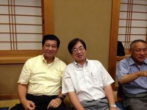 丹波JCOB会にて