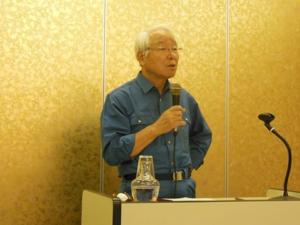 井戸知事との懇談会IN丹波