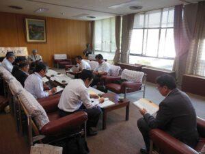 丹波地域の農政課題について