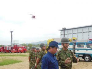 平成27年度兵庫県防災訓練