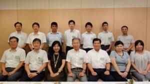 第2回県庁和歌山大学OB会