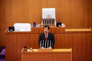 第329回定例兵庫県議会開会