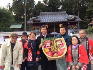 平成28年度恵比寿神社参拝