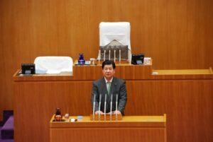 第331回兵庫県議会開会日