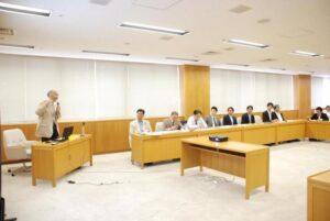 兵庫県議会新人議員研修第9回目で一区切り
