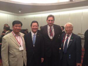 ブラジルパラナ州経済ミッションが兵庫県を訪問