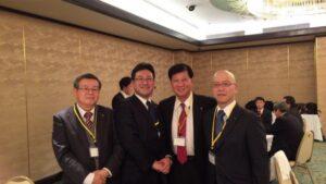 兵庫県商工会青年部連合会との意見交換会