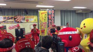 明石焼きB-1グランプリで全国優勝