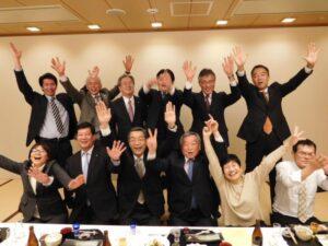 県職員幹部との意見交換会3連発
