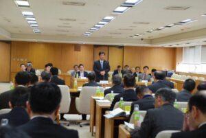 2月本会議予算特別委員会県土整備部への質問