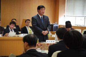 2月本会議予算特別委員会農政環境部への質問