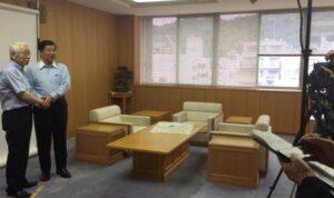 兵庫県知事選挙準備着々