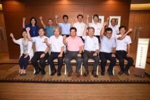 平成29年度県庁和歌山大学OB会