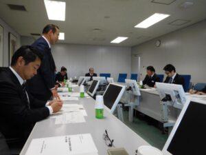 JR西日本本社での要望会