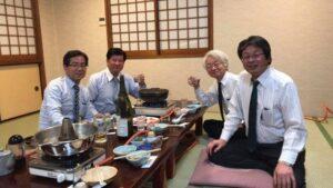 丹波総合医療センター(仮称)幹部との意見交換会