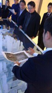 ニューヨークハドソンヤード開発プロジェクトを視察