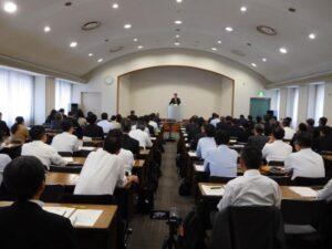 平成30年度兵庫県管理者研修(課長級)にて講義