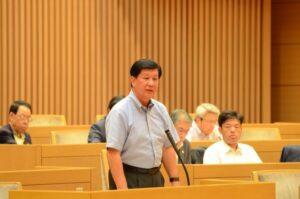 関西広域連合議会一般質問と総務常任委員会