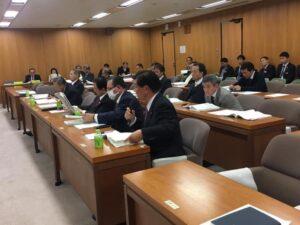 平成31年度事業案に対しての政務調査会IN県庁