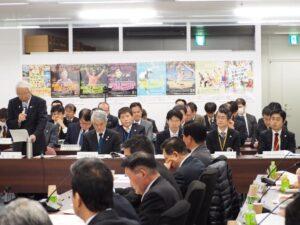 関西広域連合議会総務常任委員会IN大阪国際会議場