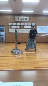 平成最後の丹波警察署術科始め式