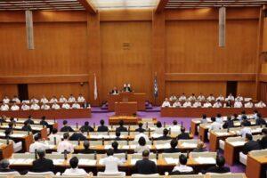 6月本会議開会