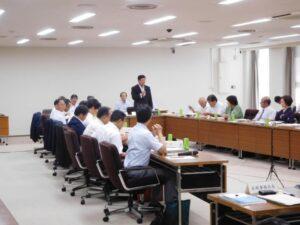 関西広域連合議会産業環境常任委員会委員長就任